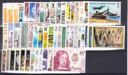 ESPAÑA  1979.EDIFIL 2508/2567.NUEVO SIN CHARNELA.AÑO COMPLETO . CECI 2 Nº 135 - 1931-Hoy: 2ª República - ... Juan Carlos I