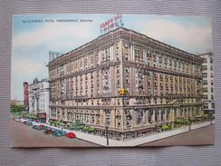Claypool Hotel, Indianapolis, Indiana. Craft Greeting Card Co. 49207 - Indianapolis