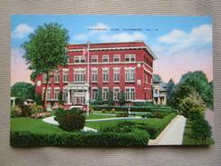 Galesburg Club, Galesburg, Illinois. Kropp 27872 - Etats-Unis