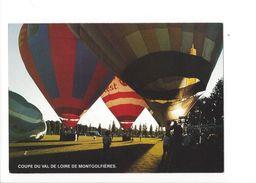 18056 - Coupe Du Val De Loire De Montgolfières Publicitée Formule Plus SNCF - Montgolfières