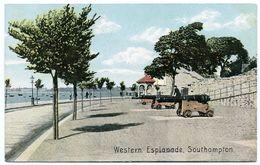 SOUTHAMPTON : WESTERN ESPLANADE - Southampton