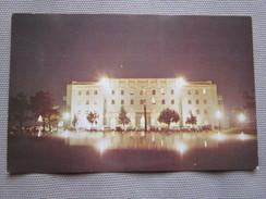 Night At The Morehead Biltmore Hotel, Morehead City, North Carolina. Photo Paul Willis. Carteret S24826 - Etats-Unis