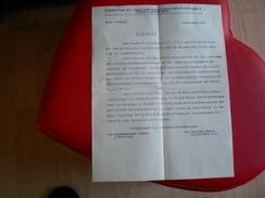 Zeugnis Wien 1938 Oesterreichische Stempelmarke 30 Groschen - Documenti Storici