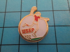 Pin414a Pin's Pins / Beau Et Rare / SPORTS : HANDBALL USEP - Handball