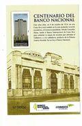 2014 Costa Rica Central Bank Souvenir Sheet Complete   MNH - Costa Rica