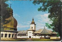ROMANIA - MONASTERO NEAMT - VIAGGIATA 1988 - Romania