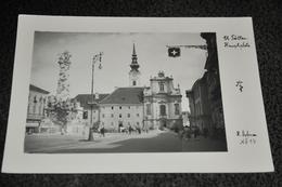 1574- St. Pölten Hauptplatz - 1966 - St. Pölten