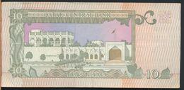 °°° QATAR - 10 RIYALS °°° - Qatar