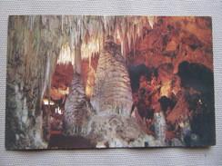 Temple Of The Sun, Carlsbad Caverns National Park, New Mexico. Curteichcolor OC-K96 - Etats-Unis