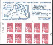 France 2003 - Yv N° 3419 - C 9 ** - La France à Vivre - Les Spécialités De Nos Régions - Usados Corriente