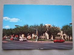 Eddy County Court House, Carlsbad, New Mexico. Schaaf 1237 C1970 - Etats-Unis