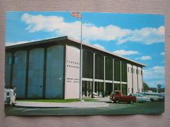 Federal Building, Post Office, Clovis, New Mexico. Schaaf 905 C.1968 - Etats-Unis