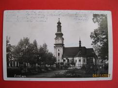 SLOVAKIA - ZVOLEN - Slovaquie