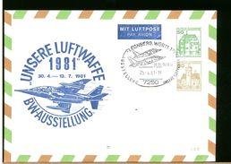 GERMANY - BUNDESWEHR - LEONBERG - LUFTWAFFE - Buste Private - Nuovi