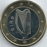 Ierland 2017     1 Euro  UNC Uit De Zakjes  UNC Du Sackets  !! - Ireland