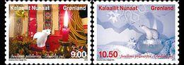 Danemark Gronland  0630/31 Ours Polaire - Weihnachten