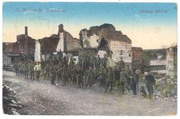 Cpa Sainte Marie A Py - Feldzug 1914/15 - France