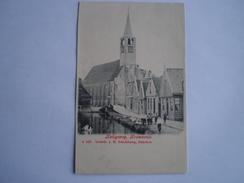 Krommenie (NH) Heiligeweg // Ca 1899 Uitg. Schalenkamp - Krommenie