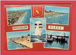 CHATELAILLON 1973 CARTE EN BON ETAT - Châtelaillon-Plage