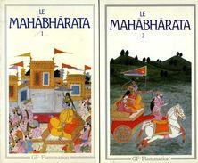 Inde : Le Mahabharata (complet Des 2 Tomes) Traduction Péterfalvi (ISBN 2080704338 EAN 9782080704344) - Poésie