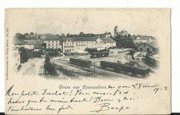 Russ Aus Romanshorn - Viagg 1902 - TG Thurgovie