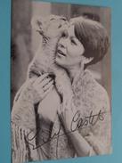 LILY CASTEL ( Zie Foto's ) ! - Autographes