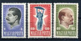 1947 UNGHERIA SERIE COMPLETA MNH ** - Ungarn