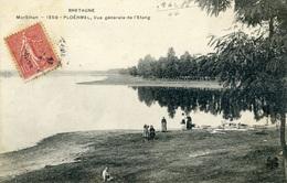 PLOERMEL - Vue Générale De L'Etang - Ploërmel