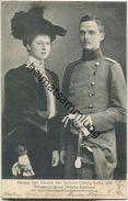 Herzog Carl Eduard Von Sachsen-Coburg-Gotha - Victoria Adelheid Von Sachsen-Coburg-Gotha - Königshäuser