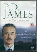 Lot 3 Dvd Import Anglais Pas De Vf Pd James A Mind To Murder & A Certain Justice & Original Sin - Polizieschi