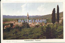 81189 ITALY VALDOBBIADENE TREVISO VIEW PANORAMA POSTAL POSTCARD - Zonder Classificatie