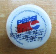 AC - PEPSI COLA PLASTIC CAP 2004 FROM TURKEY - Soda
