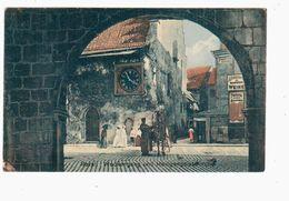 Reval/ Tallinn Weckengang Ca 1910 OLD POSTCARD 2 Scans - Estonia
