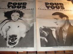 LUPE VELEZ/RUDOLPH VALENTINO /ANDRE PAUL ANTOINE /BUSTER KEATON - Livres, BD, Revues
