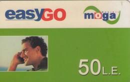 TARJETA TELEFONICA DE EGIPTO (PREPAGO EASYGO) (392) - Egipto