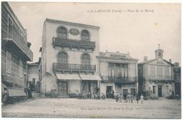 GALLARGUES - Place De La Mairie - Gallargues-le-Montueux
