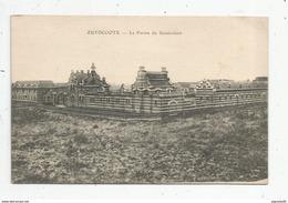 Cp , 59 , ZUYDCOOTE , La Ferme Du Sanatorium , écrite 1918 - Francia