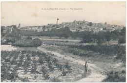 GALLARGUES - Vue Générale - Gallargues-le-Montueux