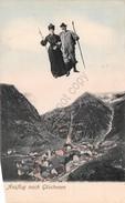 Cartolina Goschenen Ausflug Nach - Postcards