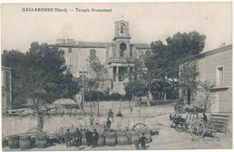 GALLARGUES - Temple Protestant - Gallargues-le-Montueux