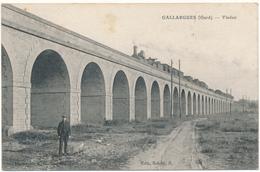 GALLARGUES - Le Viaduc - Gallargues-le-Montueux