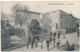GALLARGUES -  Les Ecoles - Gallargues-le-Montueux