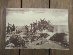 CPA 85 NOIRMOUTIER PETIT SEMINAIRE DE BEAUPREAU LA COLONIE EN PROMENADE - Noirmoutier