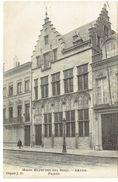 ANVERS - Musée MayerVan Den Bergh - Façade - Antwerpen