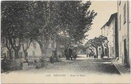 83. MEOUNES.  ROUTE DE SIGNES - France