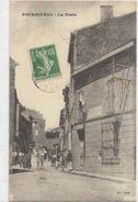 83.POURRIERES.   LA POSTE - Other Municipalities