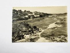 C.P.A. AIN EL TURCK : La Plage, Effets De Mer - Algérie