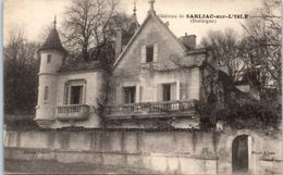24 - SARLIAC Sur L'ISLE --  Chateau - Other Municipalities