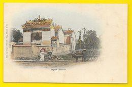 Pagode Chinoise (Claude Et Co) Viet-Nam - Viêt-Nam