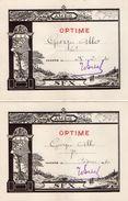 VP11.399 - VANNES 1940 - Ecole - Témoignage D'Examen - Elève George ALLO - Diplômes & Bulletins Scolaires